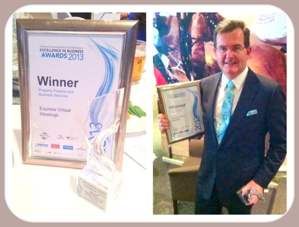 express winner at awards