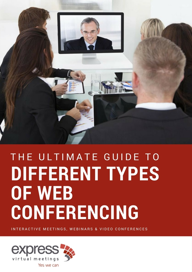 The ultimate guide to different types of web conferencing
