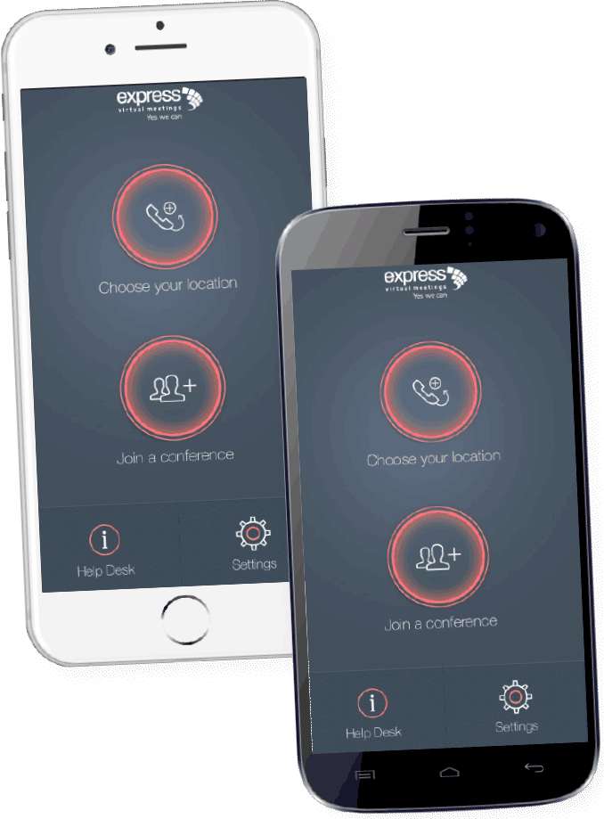 Conference Call Mobile App | expressCONNECT Free Download